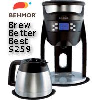 Behmor Brazen - $249 - Free Freight