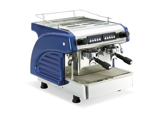 Coffee machine for small cafe
