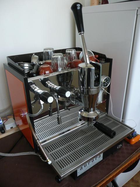 can you make tea espresso machine