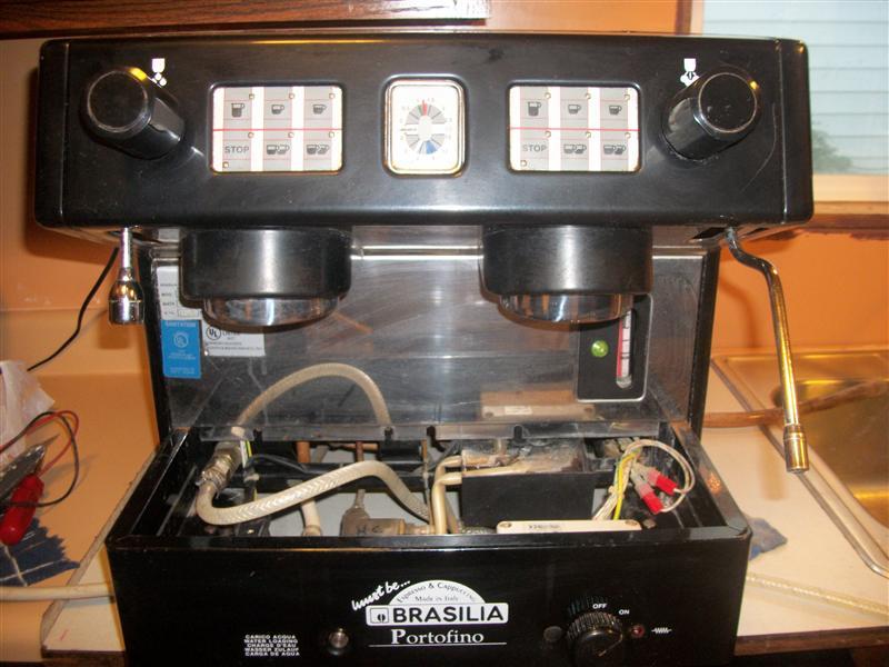 i need advice brasilia rh coffeesnobs com au Brasilia Portofino Manual Brasilia Portofino Espresso Machine