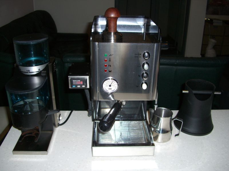 krups espresso cappuccino machine manual