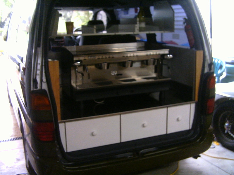 Which Coffee Equipment Best Suits A Coffee Van