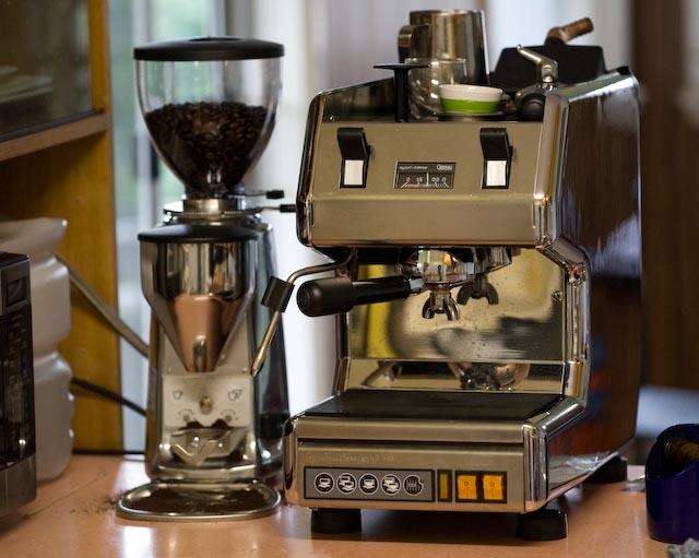 Delonghi espresso ec860m coffee machine