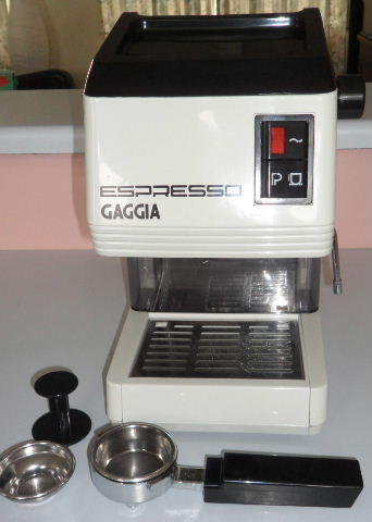 coffee and espresso combination machines