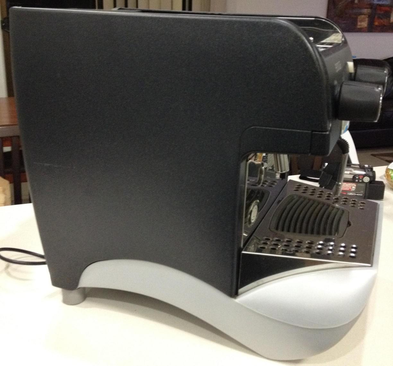 epoca rancilio espresso machine manual