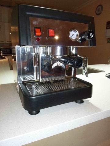 Nespresso capsule espresso machines