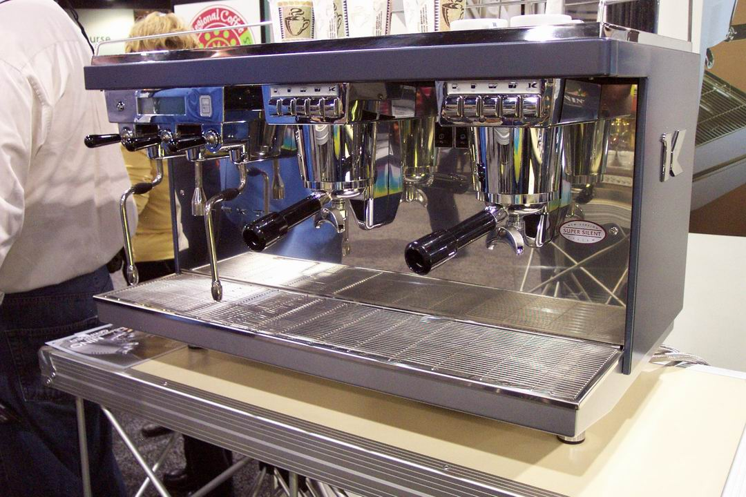 Cuisinart em 100 espresso cappuccino machine