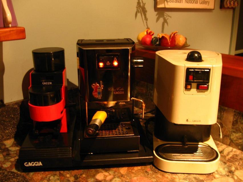 oster prima espresso coffee machine review