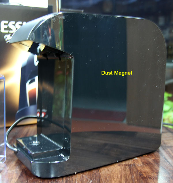 how to clean expressi coffee machine