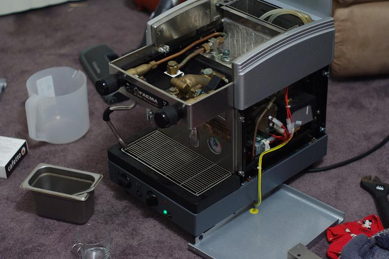 Stovetop bialetti maker espresso hob