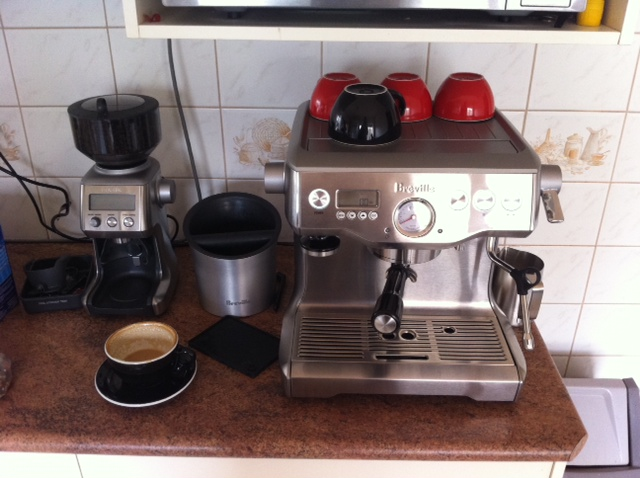 Breville Coffee Maker Descale Instructions : Breville BES900 Dual Boiler - Owners thread