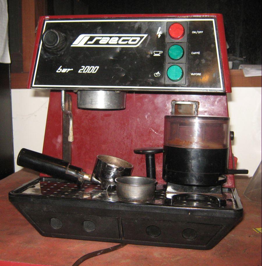 saeco espresso machines onderdelen