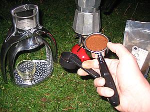 Perfect Powerless Espresso Hey Presso